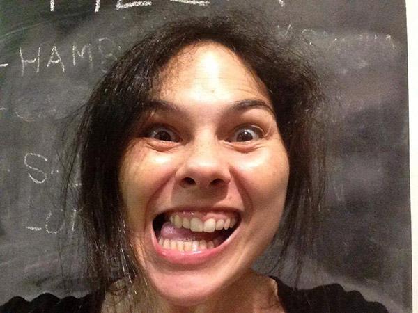 As caretas dos meus amigos famosos- Carla Chambel
