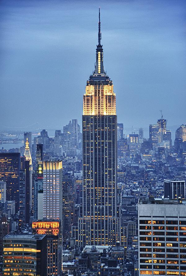 Curiosidades surpreendentes com números- Empire State Building