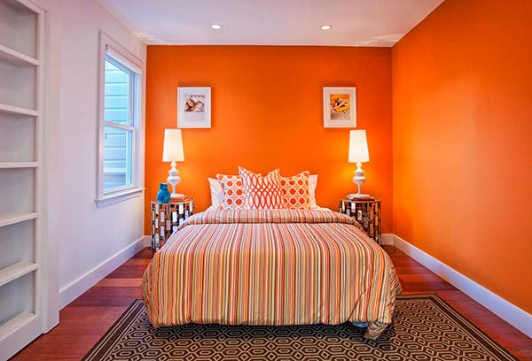 7 dicas baratas para ter a sua casa quente no inverno – pinte uma parede