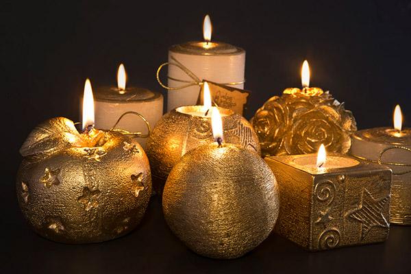 7 dicas baratas para ter a sua casa quente no inverno – velas