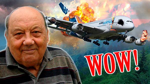 O homem mais sortudo do mundo – Frane Selak avião