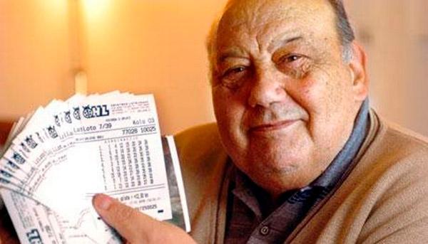 O homem mais sortudo do mundo – Frane Selak lotaria