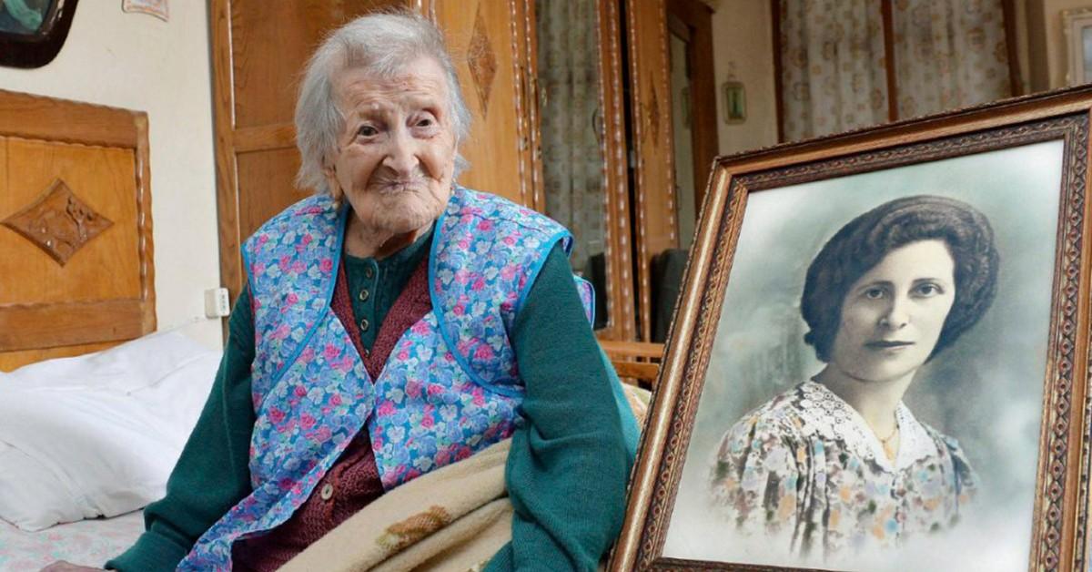 Os segredos da mulher mais velha do mundo