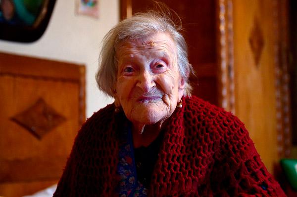 Os segredos da mulher mais velha do mundo – Emma Morano Itália