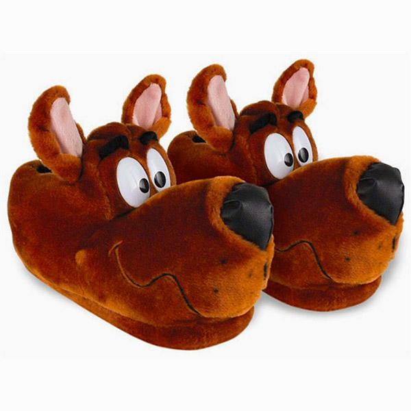 Pantufas quentinhas e divertidas – Scooby Doo