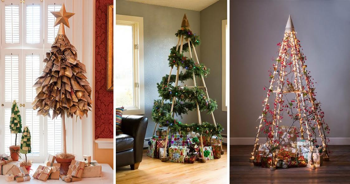 Árvores de Natal diferentes – 8 sugestões ecológicas