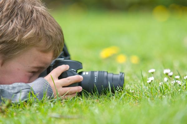 5 actividades para fazer com as crianças em tempo de férias - FOTOGRAFAR A NATUREZA