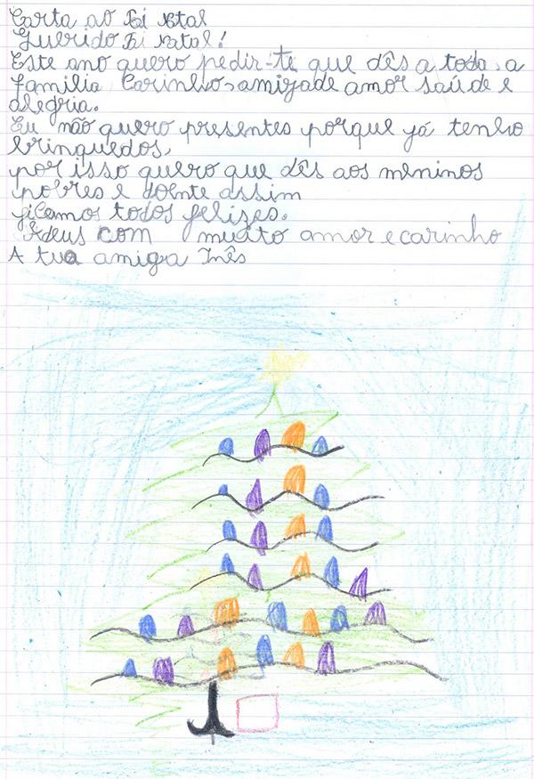 Cartas para o Pai Natal cómicas e ternurentas- Dar aos outros
