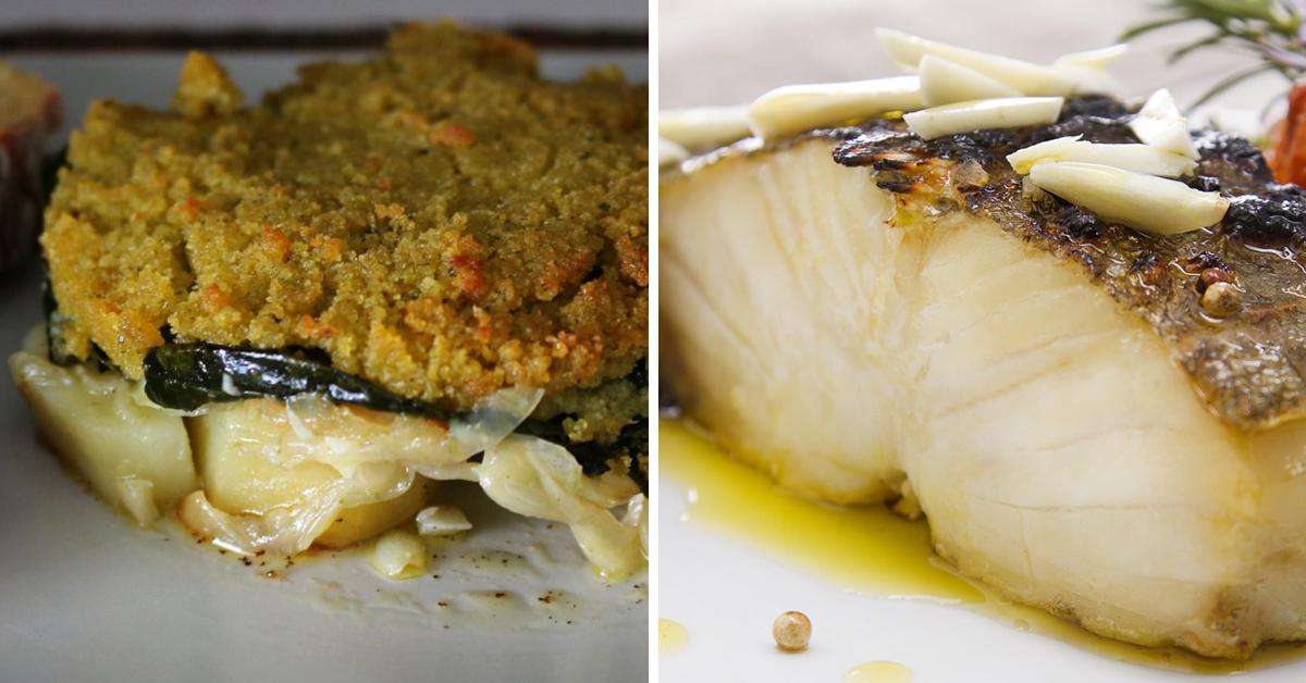 5 boas razões para comer bacalhau
