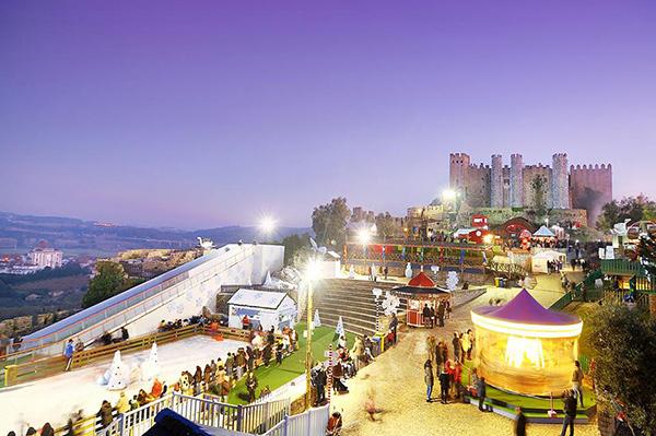5 lugares especiais que tem de visitar este ano - Óbidos