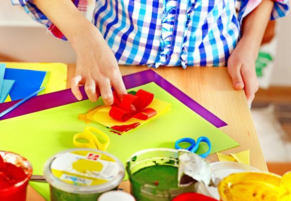 5 actividades para fazer com as crianças em tempo de férias - PINTAR