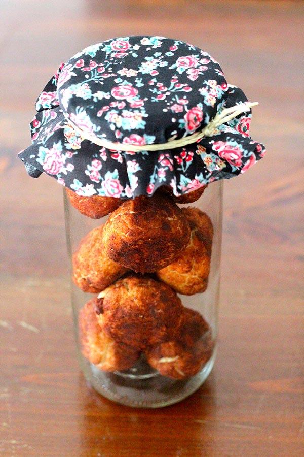 Licor de café e biscoitos de canela - Faça você mesmo - BISCOITOS DE CANELA