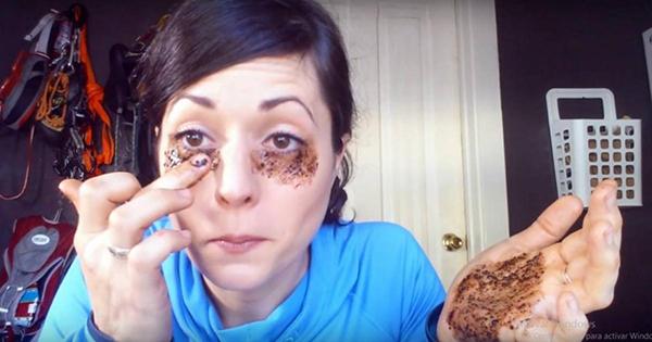 Usos surpreendentes das borras de café - Disfarçam olheiras