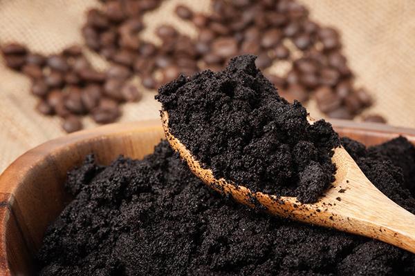 Usos surpreendentes das borras de café - Fertilizante natural