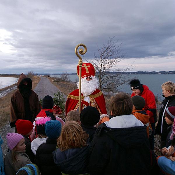 As mais belas e curiosas tradições de Natal no mundo – São Nicolau Alemanha