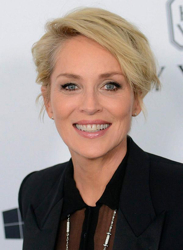 Descubra todos os truques de beleza das famosas – Sharon Stone