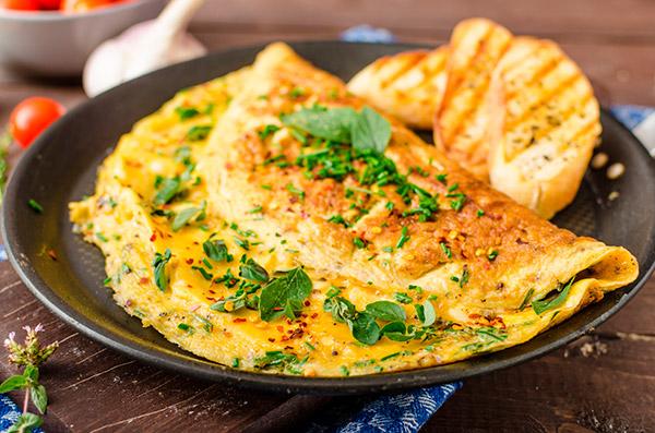 Dicas fantásticas para brilhar na cozinha – omeletes
