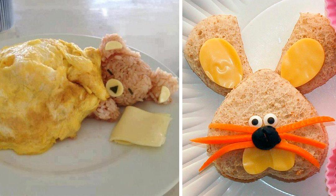 7 pratos divertidos que as crianças vão adorar
