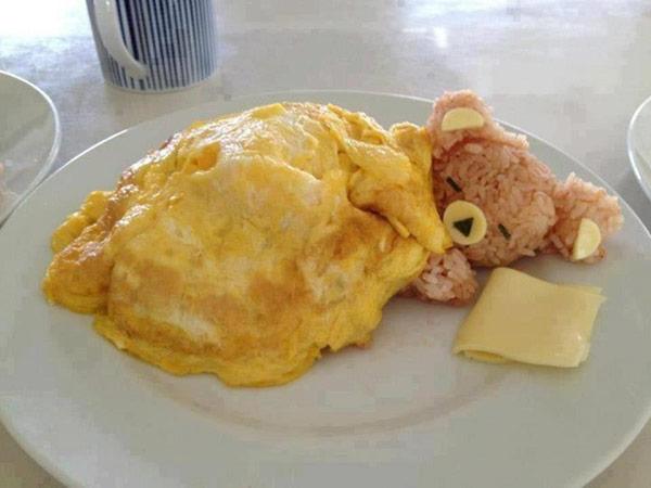 7 pratos divertidos que as crianças vão adorar – omelete