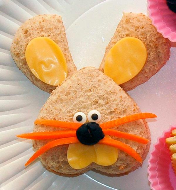 7 pratos divertidos que as crianças vão adorar – sanduiche