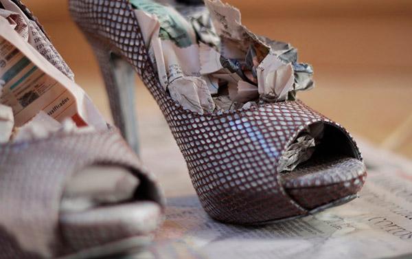 5 truques fantásticos para sapatos apertados – jornal