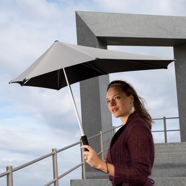 8 guarda-chuvas práticos e divertidos - Guarda-chuva com extensão