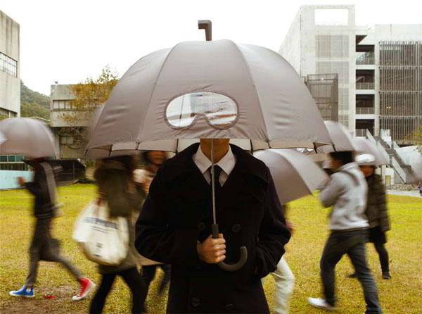 8 guarda-chuvas práticos e divertidos - Para ver melhor