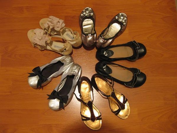 5 grandes razões para deixar os sapatos à entrada de casa - Fortalece a musculatura dos pés