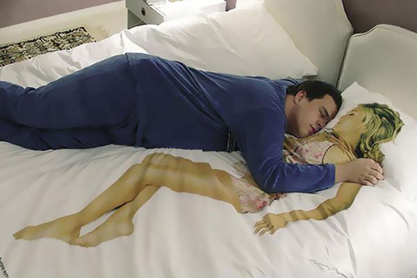 9 edredons divertidos que aquecem a sua cama - Femme Fatale