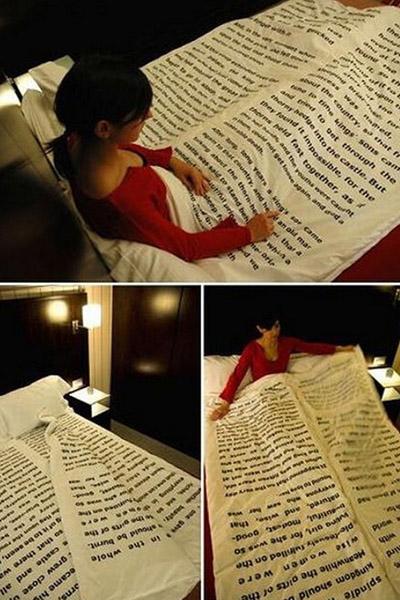 9 edredons divertidos que aquecem a sua cama - Livro