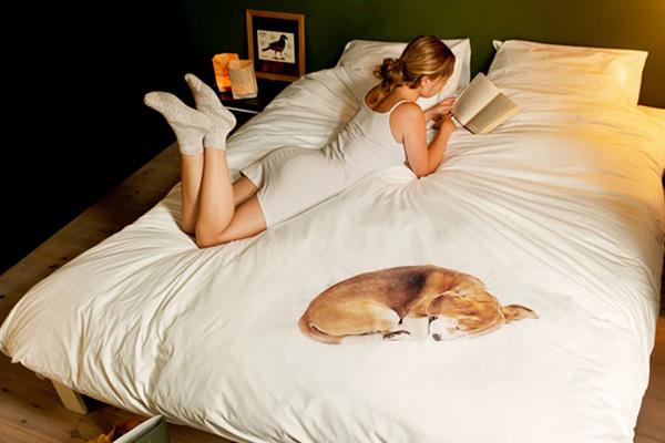 9 edredons divertidos que aquecem a sua cama - Patudo