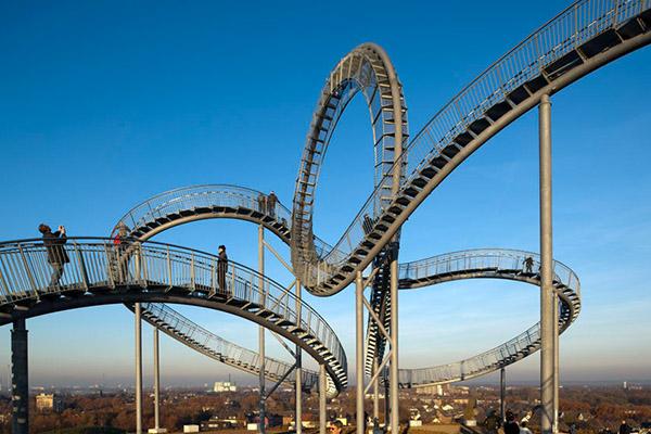 As 8 escadas mais impressionantes do mundo - Alemanha