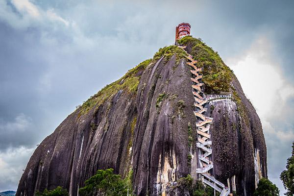 As 8 escadas mais impressionantes do mundo - Colômbia