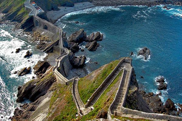 As 8 escadas mais impressionantes do mundo - Espanha