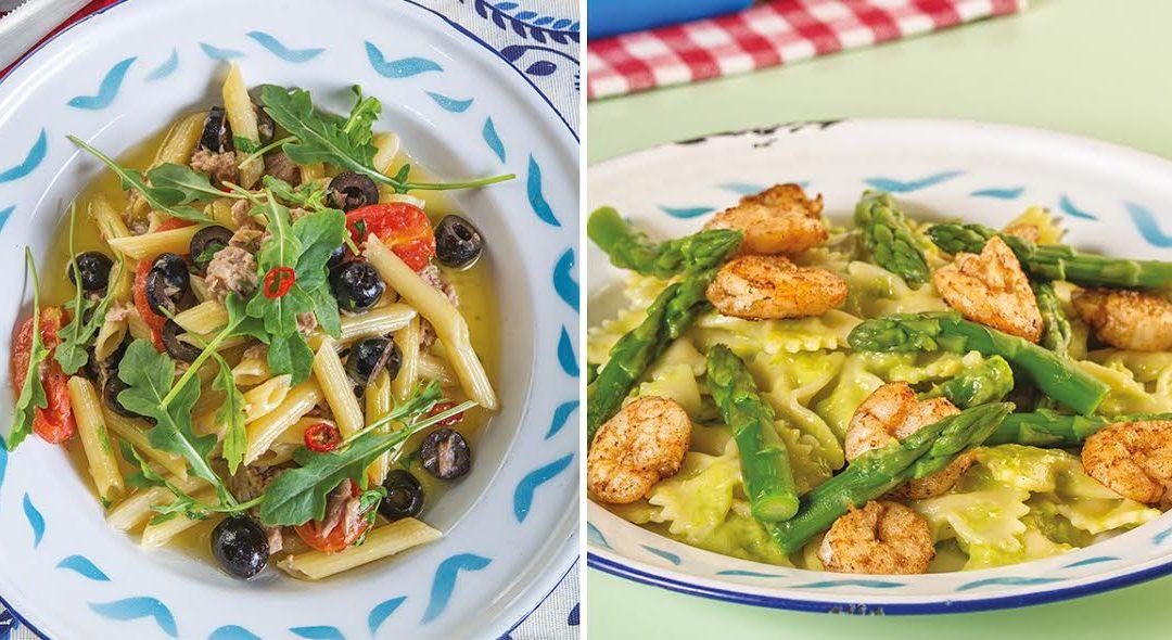 Cozinha italiana – 2 receitas de massa por Chiara Ferro