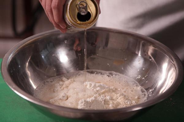 Usos surpreendentes da cerveja - Serve para fritar