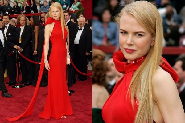 Os 10 vestidos mais deslumbrantes dos Óscares