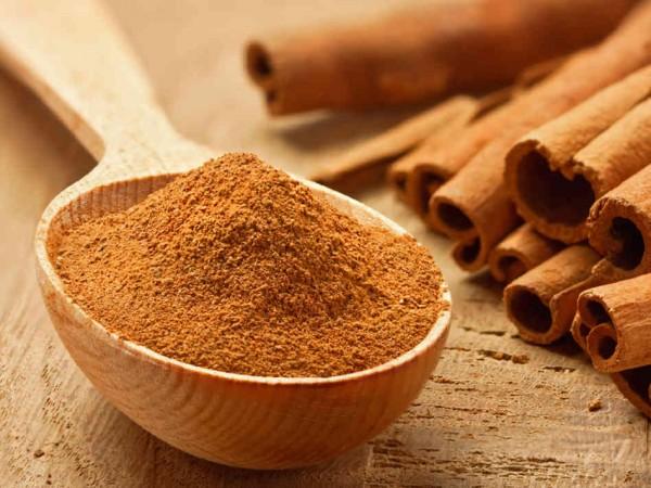 10 Alimentos que ajudam a secar a barriga - Canela