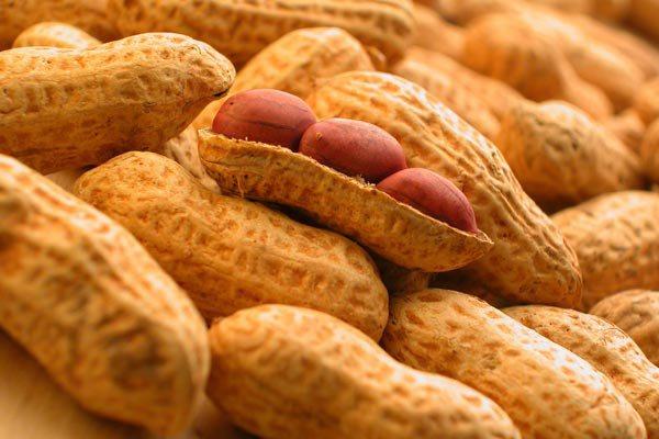 10 alimentos com propriedades afrodisíacas - Amendoins