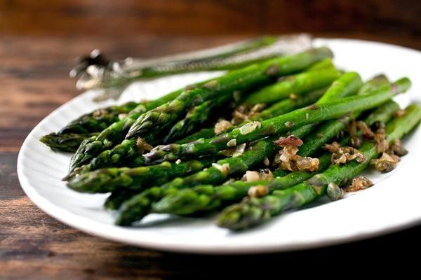 10 alimentos com propriedades afrodisíacas - Espargos