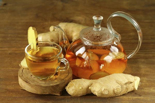 10 alimentos com propriedades afrodisíacas - Gengibre
