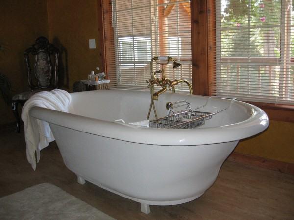 10 maneiras de prevenir as varizes - banho