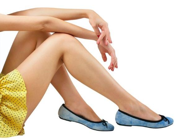 10 maneiras de prevenir as varizes - sapatos