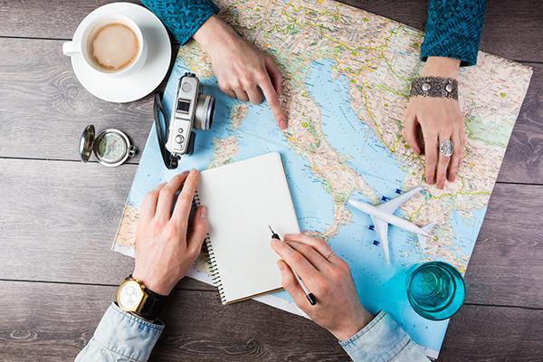 6 dicas para planear uma viagem barata - Planeie a sua viagem com antecedência