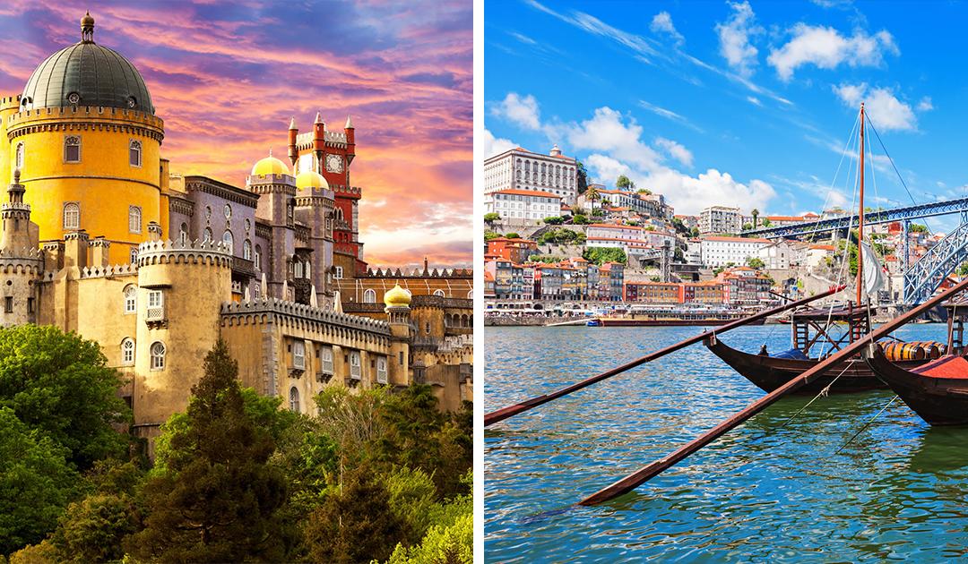 7 destinos românticos em Portugal para conhecer a dois