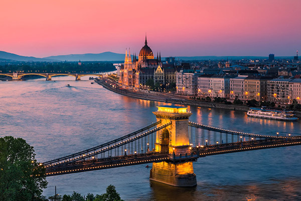 7 viagens muito românticas para casais apaixonados - Budapeste