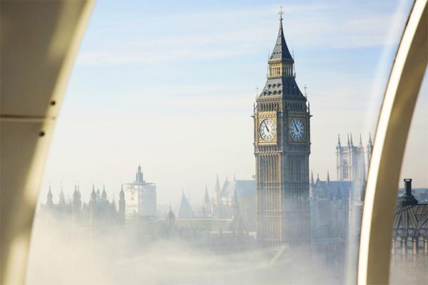 7 viagens muito românticas para casais apaixonados - Londres