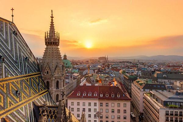 7 viagens muito românticas para casais apaixonados - Viena