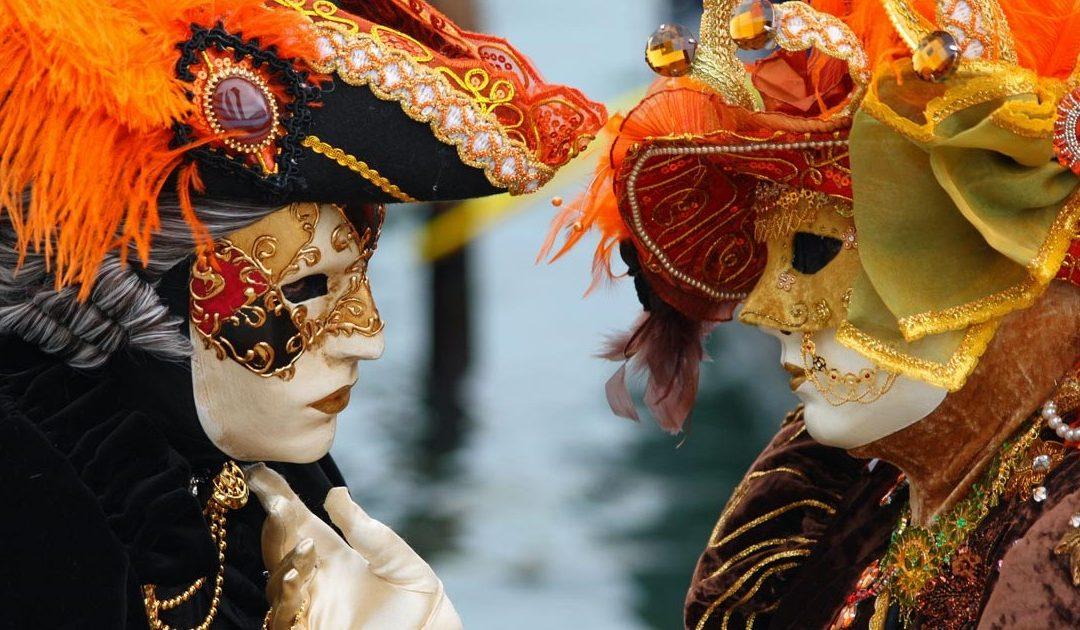 Carnaval de Veneza – Beleza e História
