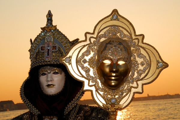 Carnaval de Veneza - Beleza e história - Tradição